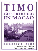 Cover for 'TIMO Big Trouble in Macao'