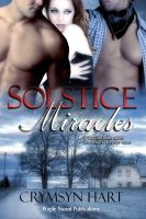 Cover for 'Solstice Miracles'