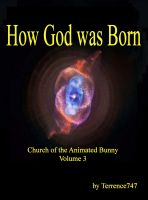 Cover for 'How God was Born'