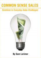 Common Sense Sales cover