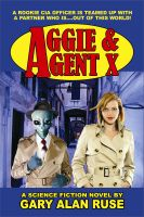 Cover for 'Aggie & Agent X'