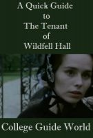 Cover for 'A Quick Guide to The Tenant of Wildfell Hall'