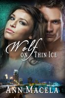 Cover for 'Wolf on Thin Ice'