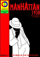 Cover for 'Manhattan 1930 Part One: Empire State'