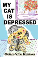 Cover for 'My Cat Is Depressed'