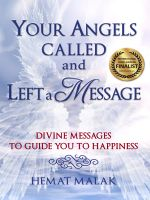Cover for 'Your Angels Called and Left a Message'