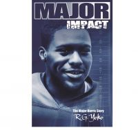 Cover for 'Major Impact'