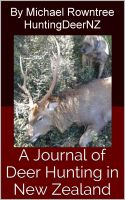 Cover for 'A Journal of Deer Hunting in New Zealand'
