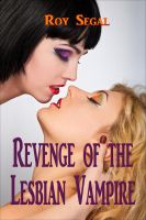 Cover for 'New Revenge Of The Lesbian Vampire'