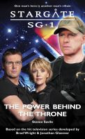 Cover for 'STARGATE SG1-15 - The Power Behind the Throne'
