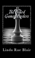 Cover for 'The Board Game Murders'