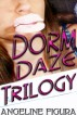 Dorm Daze Trilogy (College Orgy Series Bundle) by Angeline Figura