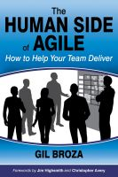 Cover for 'The Human Side of Agile - How to Help Your Team Deliver'