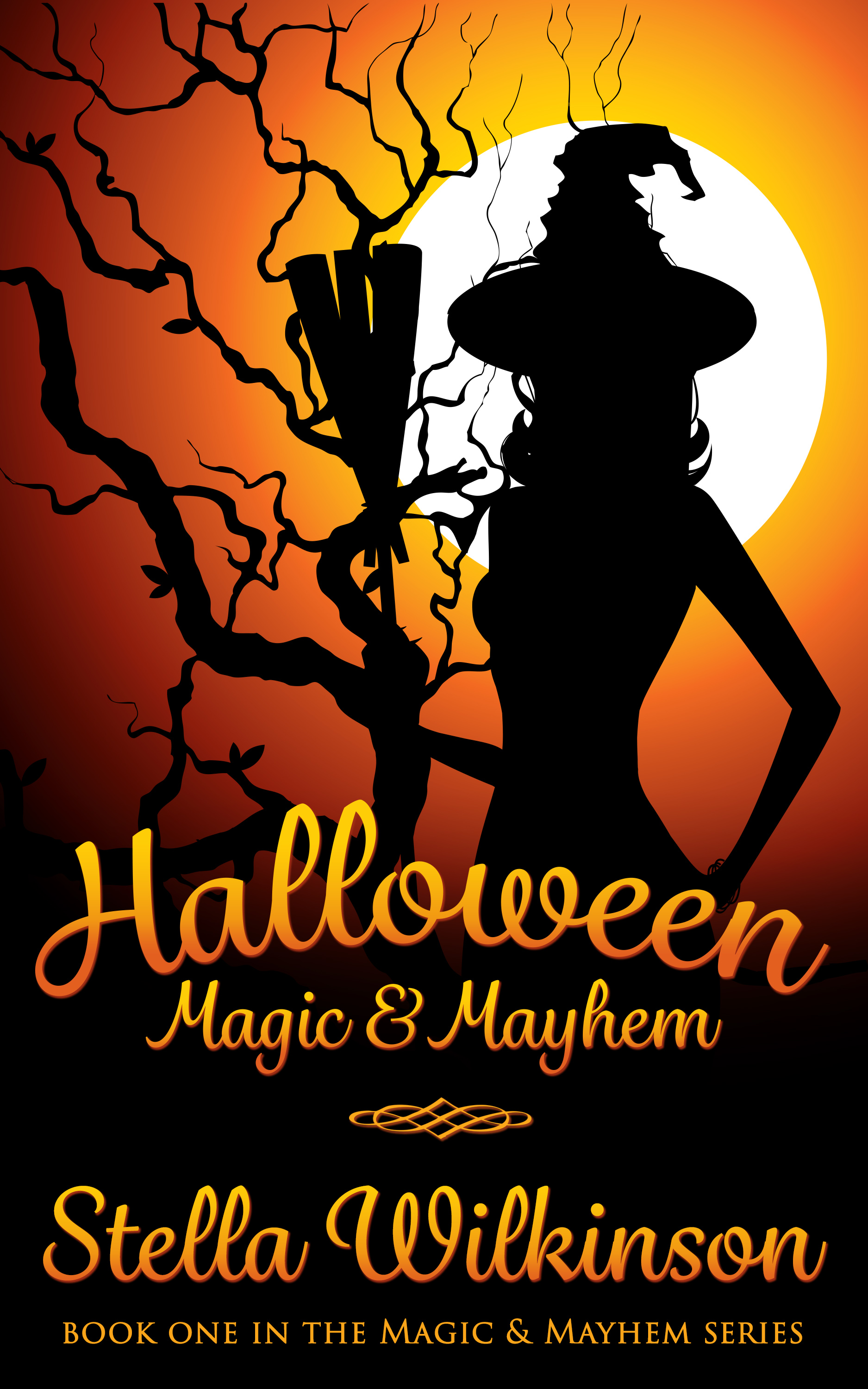 Stella Wilkinson - Halloween Magic & Mayhem