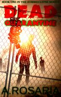 Cover for 'Dead Quarantine'