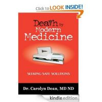 Cover for 'Death by Modern Medicine: Seeking Safe Solutions'