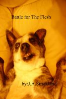 Cover for 'Battle For The Flesh'