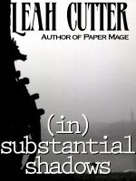 Cover for '(In)Substantial Shadows'