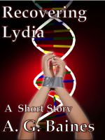 Cover for 'Recovering Lydia'