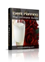 Cover for 'Event Planning - The Ultimate Guide!'