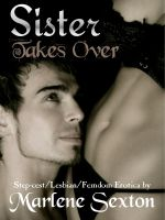 Cover for 'Sister Takes Over'
