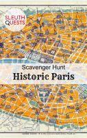 Cover for 'Scavenger Hunt – Historic Paris'