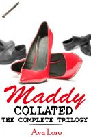 Cover for 'Maddy Collated: The Complete Trilogy (BBW Billionaire Menage Erotica)'