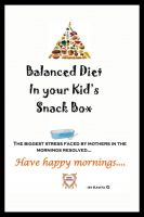 Cover for 'Balanced Diet for Kids'