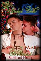 Cover for 'The Prodigal Brother-A Canton Family Christmas'