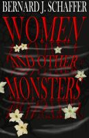 Cover for 'Women and Other Monsters'
