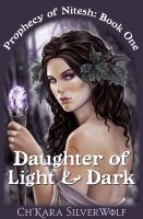 Cover for 'Daughter of Light & Dark'