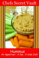 Cover for 'Hummus     An Appetizer, A Dip, A Side Dish'
