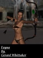 Cover for 'Fayna'