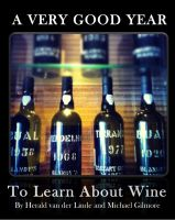 Cover for 'A Very Good Year - To Learn About Wine'