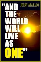 Cover for 'And The World Will Live As One'
