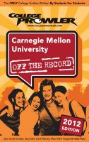 Cover for 'Carnegie Mellon University 2012'
