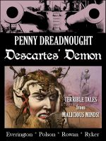 Cover for 'Penny Dreadnought: Descartes' Demon'