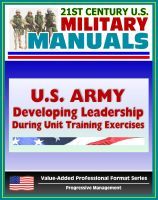 Cover for 'U.S. Army Handbook: Developing Leadership During Unit Training Exercises, Combat Training Center (CTC) Trainers'