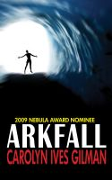 Cover for 'Arkfall'