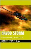 Cover for 'The Pandoran Age Chronicles:8  Havoc Storm'