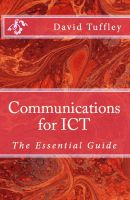 Cover for 'Communications for ICT: The Essential Guide'
