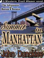 Cover for 'Summer in Manhattan'