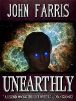 Cover for 'Unearthly'