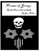 Cover for 'Pirates of Jersey; By the Dawns Early Light'