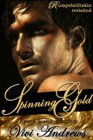 Cover for 'Spinning Gold'