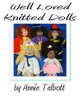 Cover for 'Well Loved Knitted Dolls'