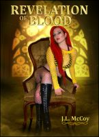 Cover for 'Revelation of Blood (Skye Morrison Vampire Series, #5)'