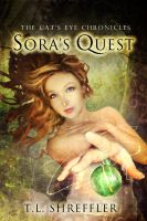 Cover for 'Sora's Quest (The Cat's Eye Chronicles #1)'