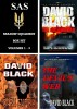 SAS Shadow Squadron Box Set Vol: 1-3 by David Black