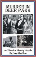 Cover for 'Murder in Deer Park'
